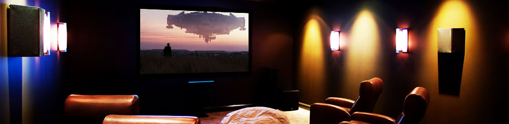Memphis Home Theater Design