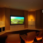 Award-winning home theaters by Phoenix of Memphis, Tennessee
