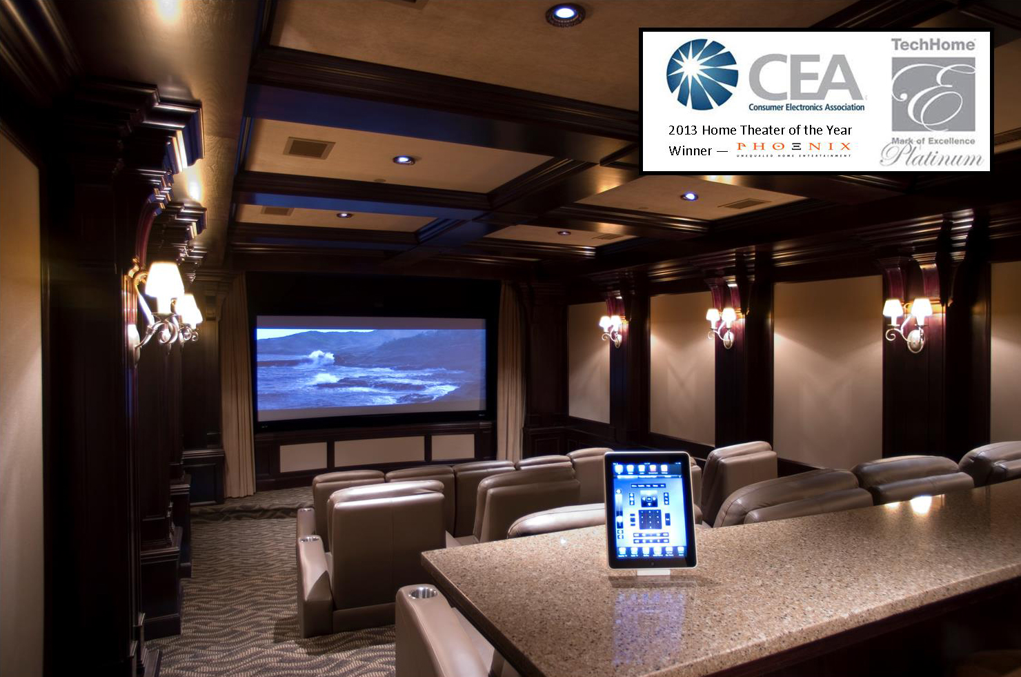 Home theater phoenix memphis home theaters and home for Best home image